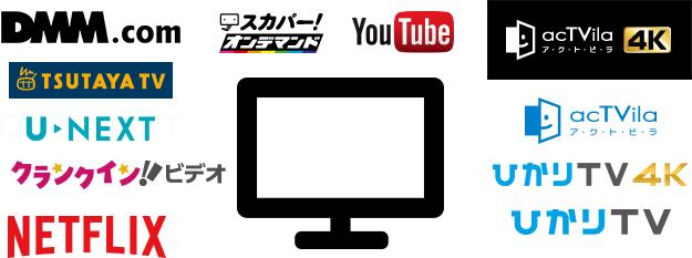 東芝 TOSHIBA レグザ REGZA 43G20X 49G20X 55G20X_ブロードバンド放送
