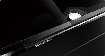 東芝 TOSHIBA レグザ REGZA 50Z20X 58Z20X 65Z20X_前面放射型ドームツィーター