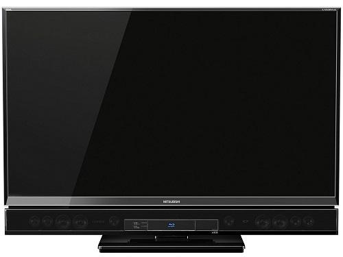 三菱電機 REAL LASERVUE LCD-50LSR6 LCD-39LSR6_テレビ